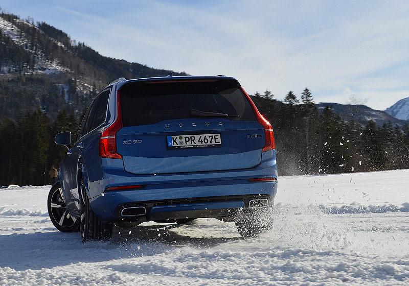 Volvo XC90 T8 20