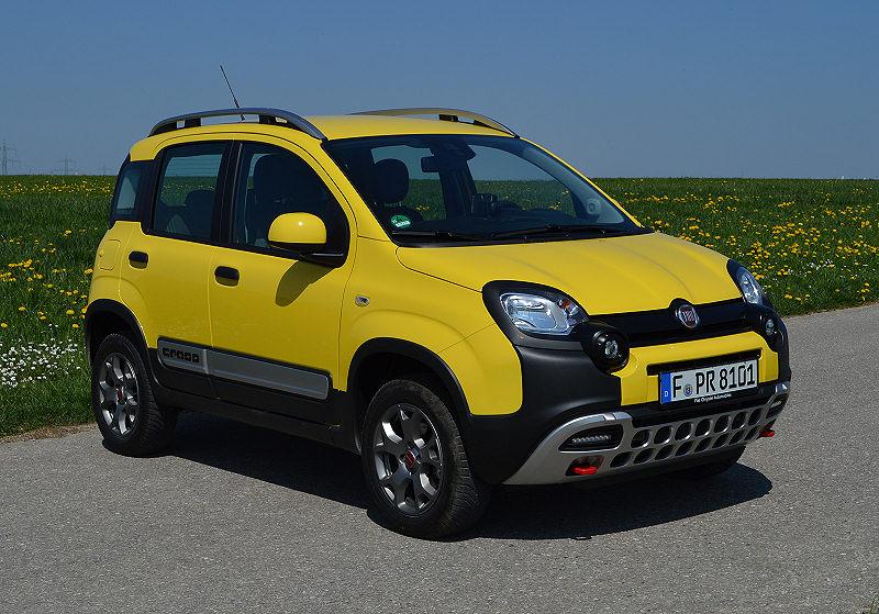 Fiat Panda Cross 03