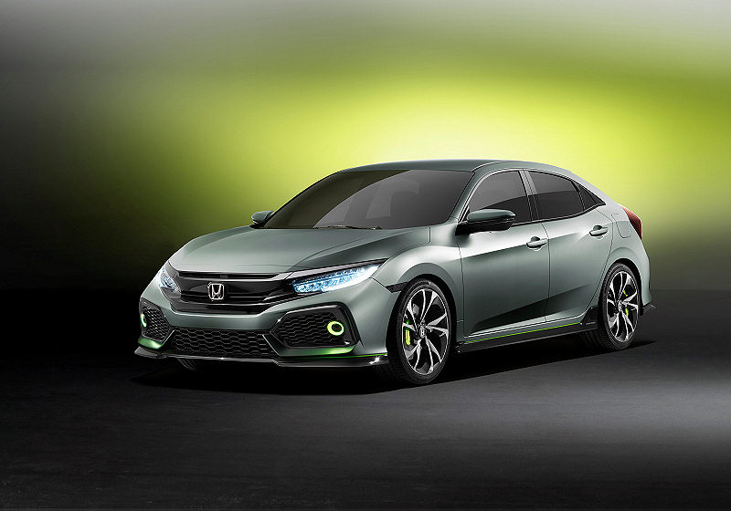Honda Civic Hatchback Prototyp 04