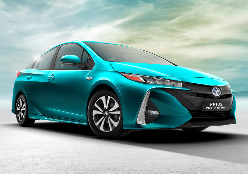 Toyota Prius Plug-in Hybrid 02