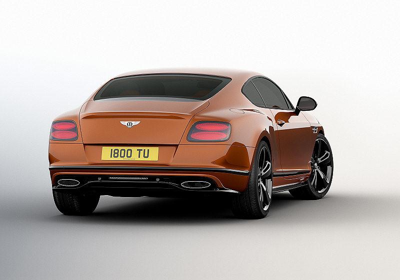 Bentley Continental GT 02