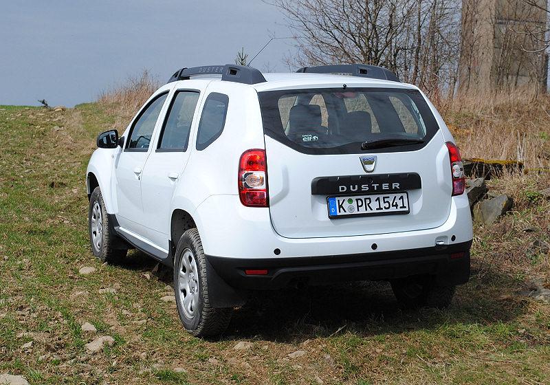 Dacia Duster 08
