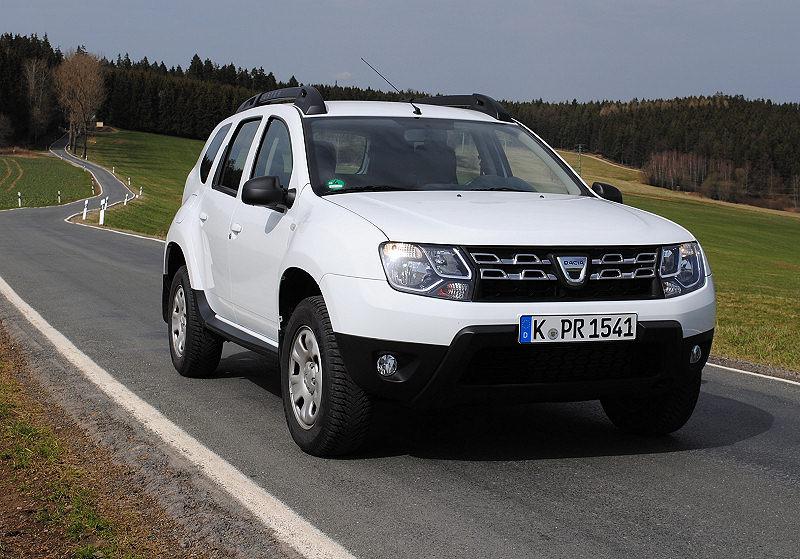 Dacia Duster Titel