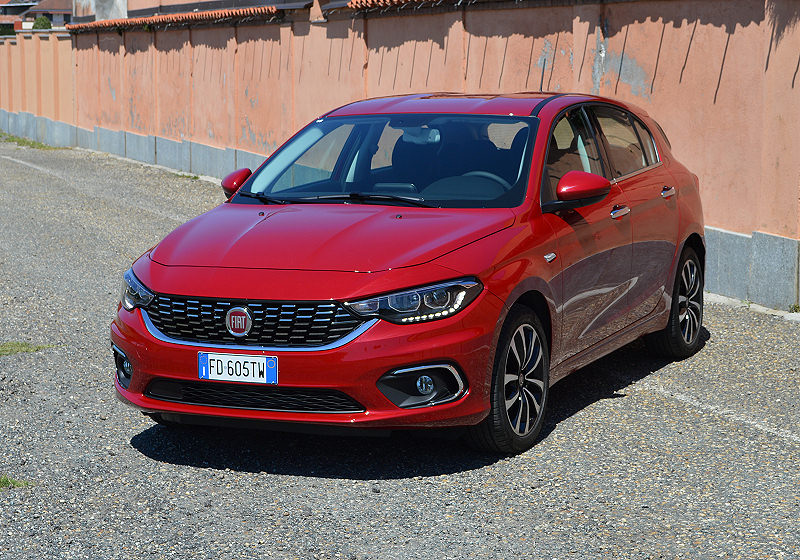 Fiat Tipo Test 10