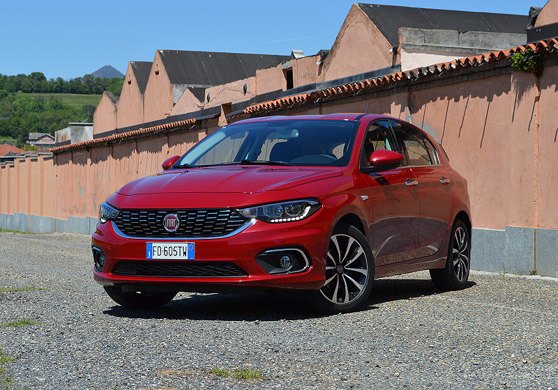 Fiat Tipo Test 12