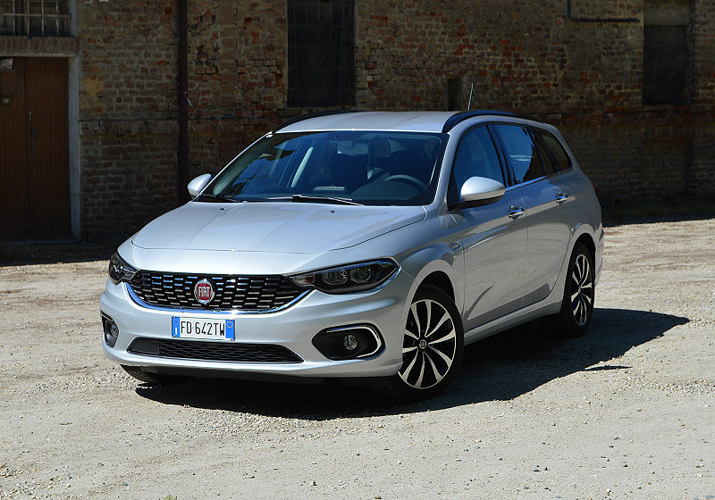 Fiat Tipo Test 14