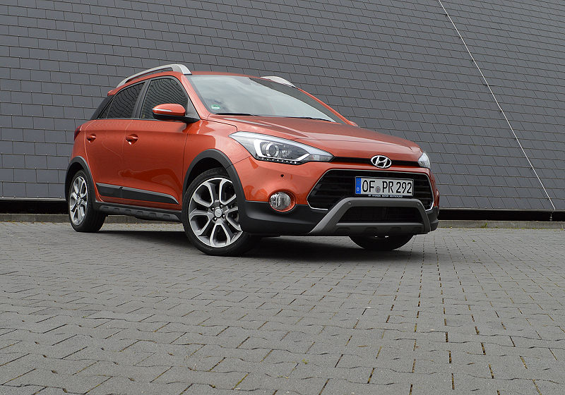 Hyundai i20 Active 12