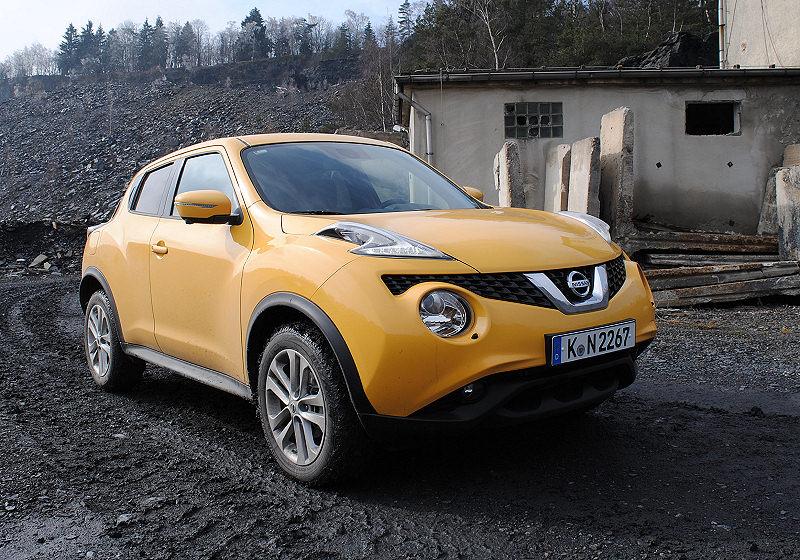 Nissan juke klein aber oho carwalk for Nissan juke licht