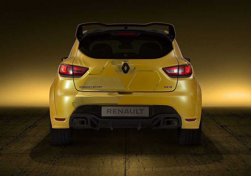 Renault Clio RS 01