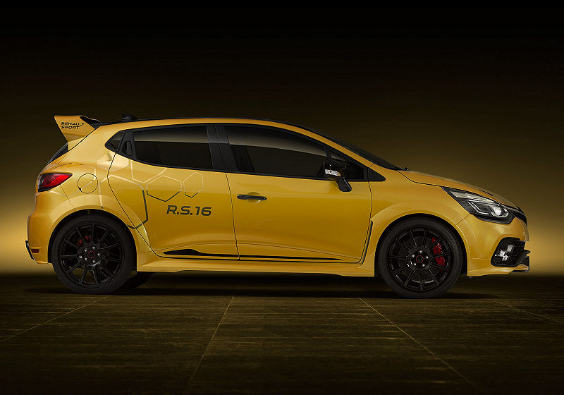 Renault Clio RS 04