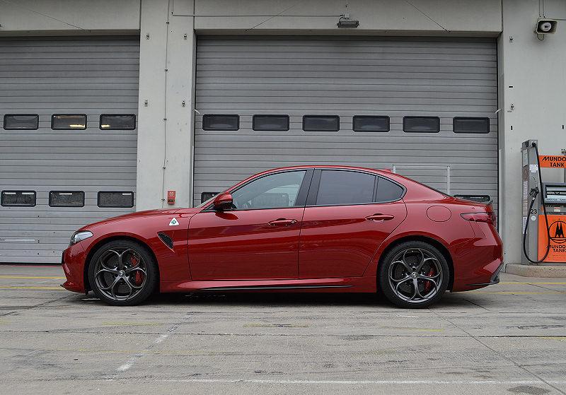 Alfa Giulia 16
