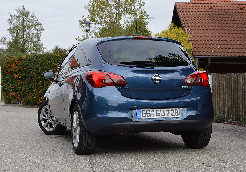 Opel Corsa 08