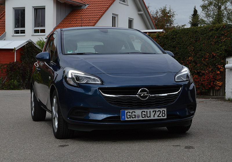 Opel Corsa 09