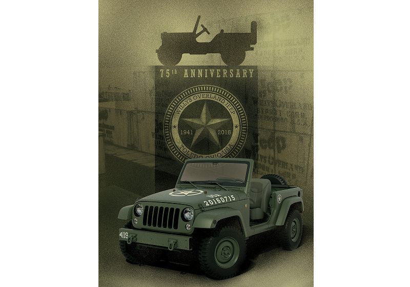 Jeep Konzept 75th