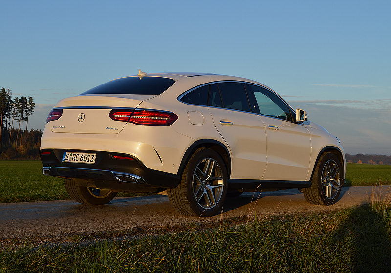 Mercedes GLE Coupe 02