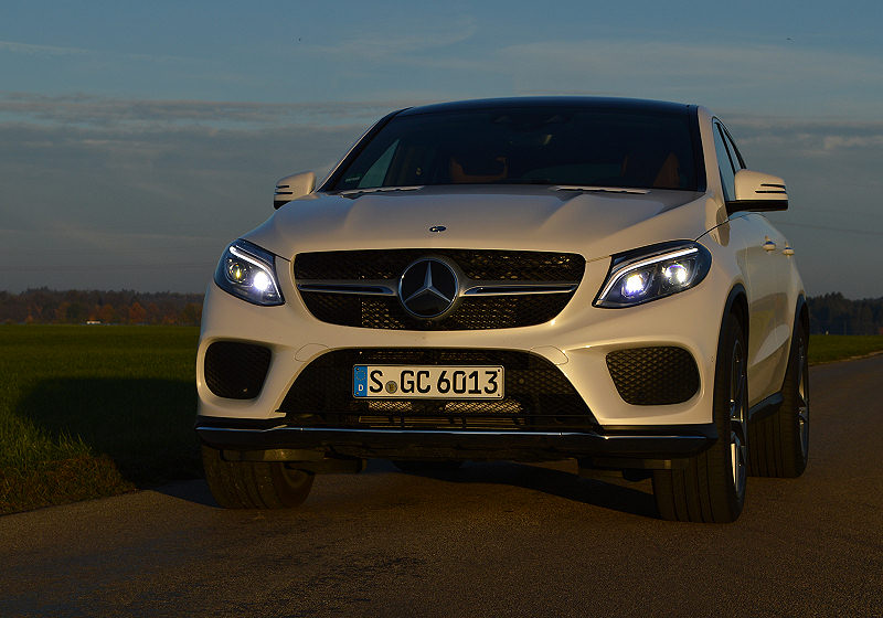 Mercedes GLE Coupe 10