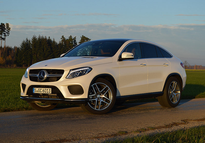 Mercedes GLE Coupe 11
