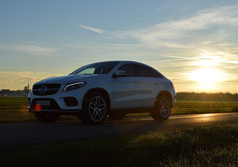 Mercedes GLE Coupe 13