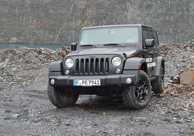 Jeep Wrangler 16 TW 11