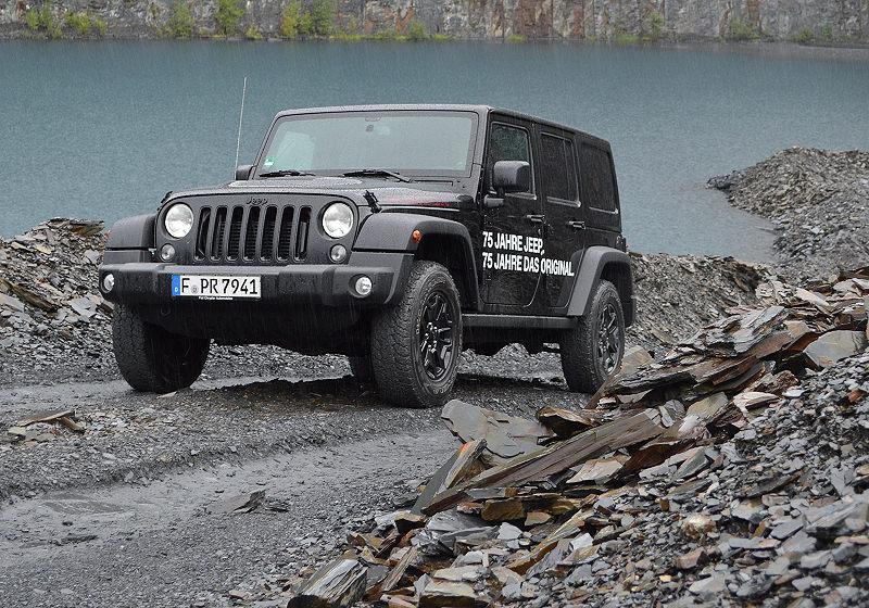 Jeep Wrangler 16 TW 13