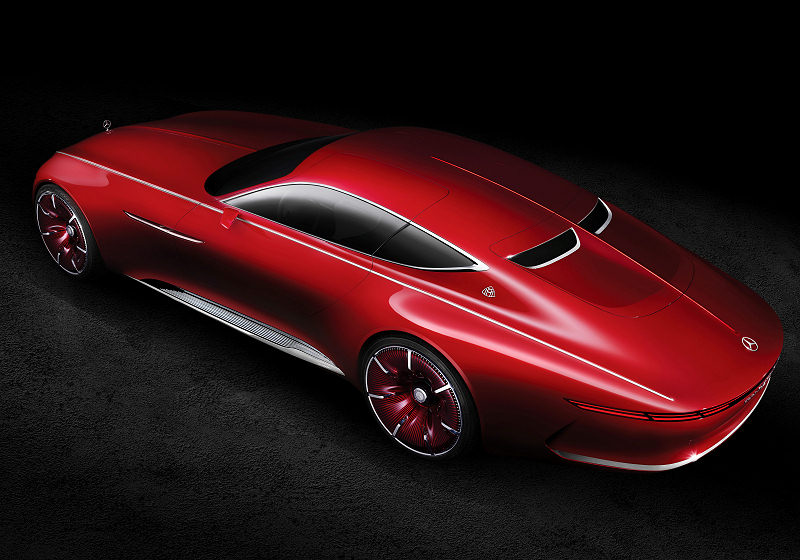 Mercedes-Maybach Vision 6 03