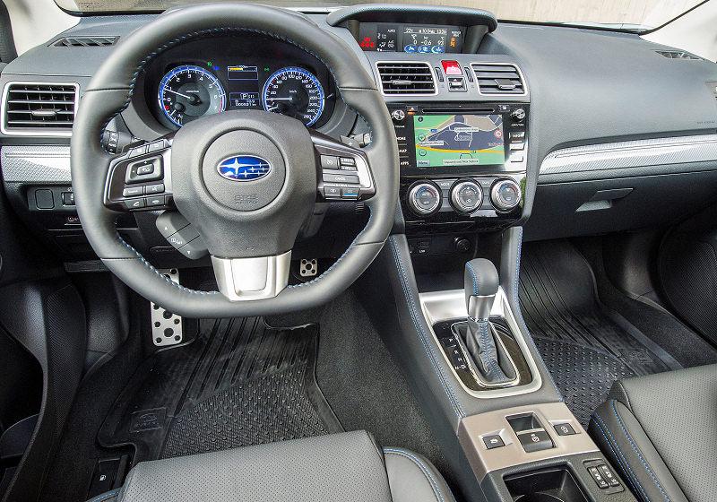 Subaru Levorg 02