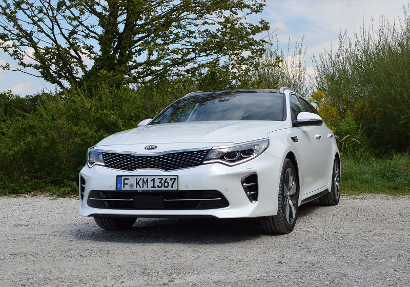 Kia Optima Sportswagon 15