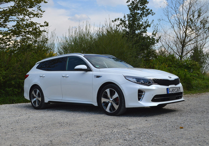 Kia Optima Sportswagon 16