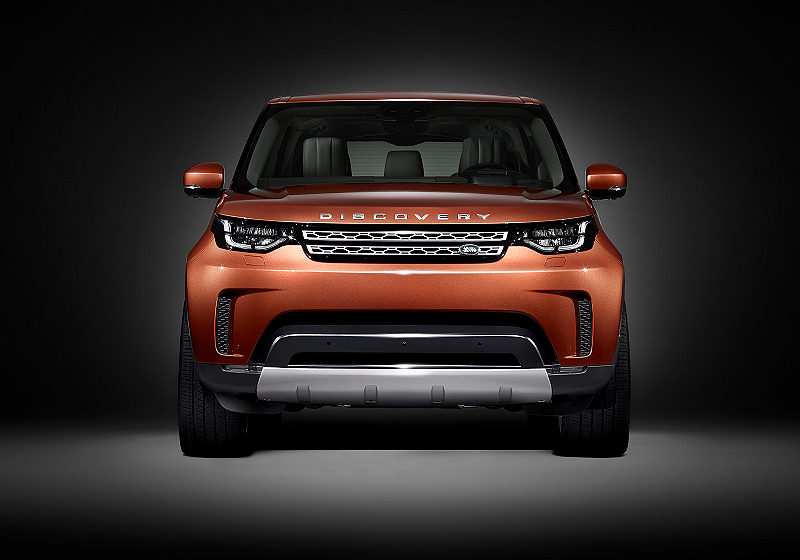 Land Rover Discovery 02