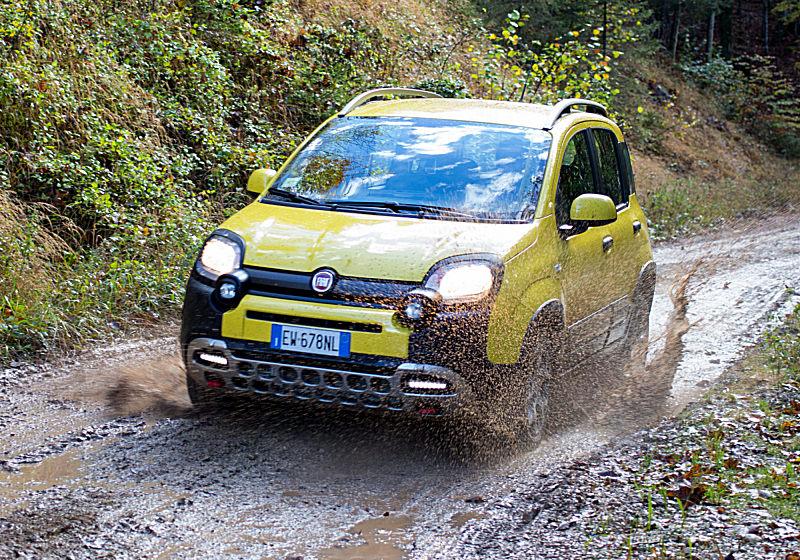 Fiat Panda Cross 06