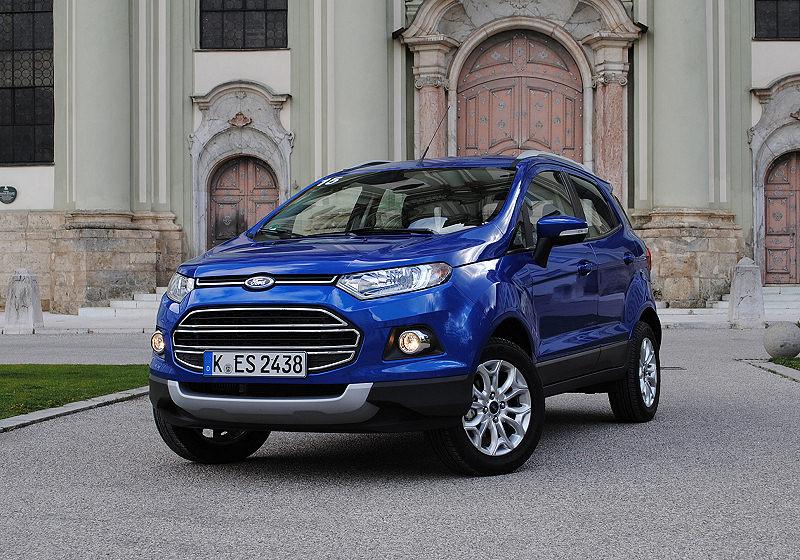 Ford Ecosport 01