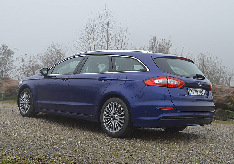 Ford Mondeo Turnier 05
