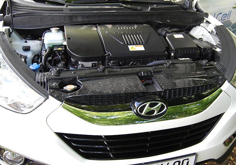 Hyundai ix35 Fuel Cell 03