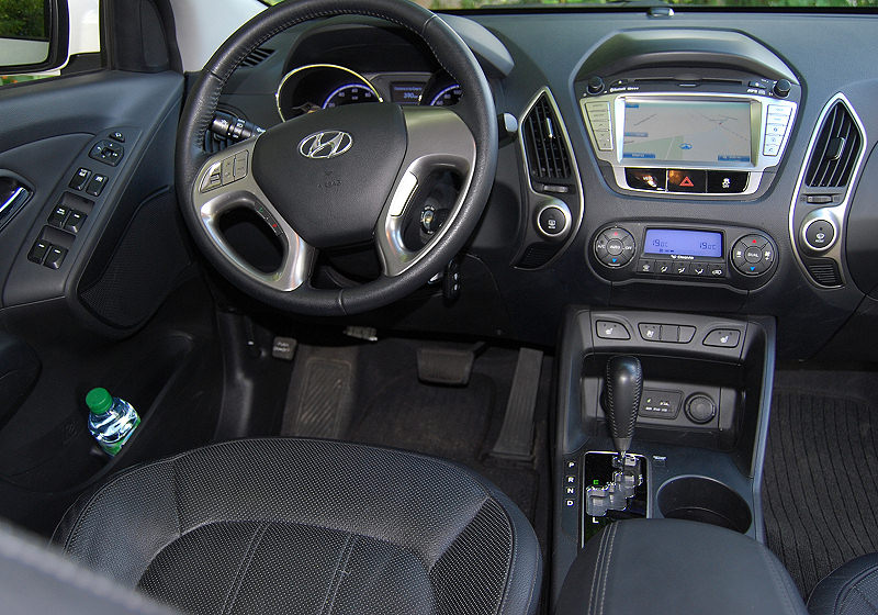 Hyundai ix35 Fuel Cell 04