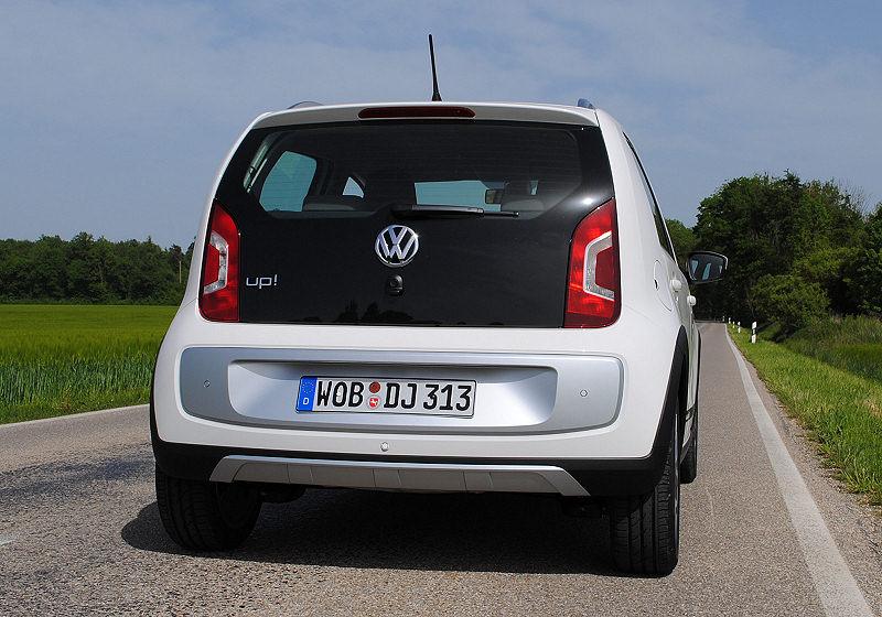 VW cross up! 03