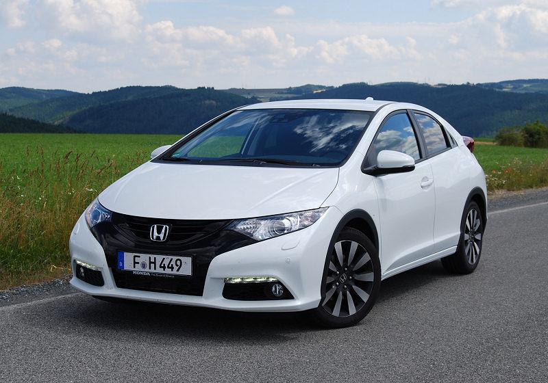 Honda Civic Assistenten 02