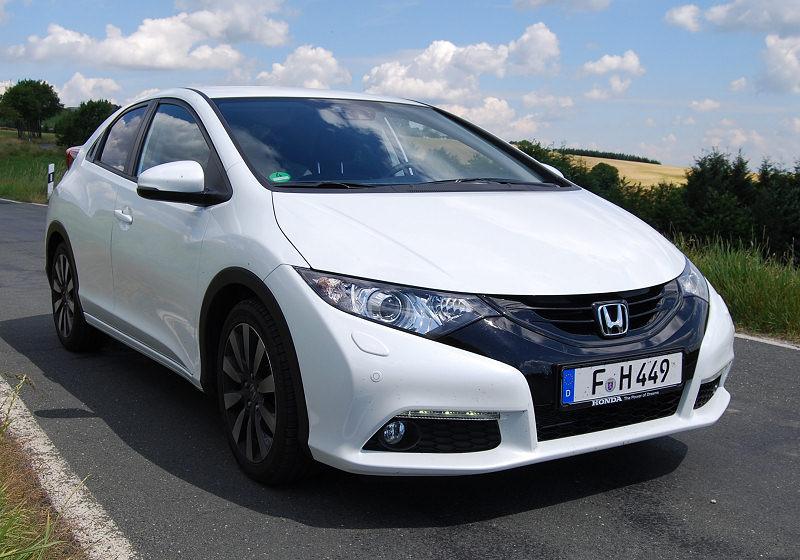 Honda Civic Assistenten 04