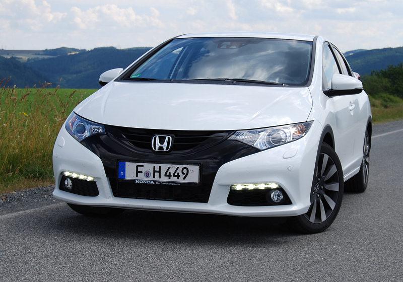 Honda Civic Assistenten 06