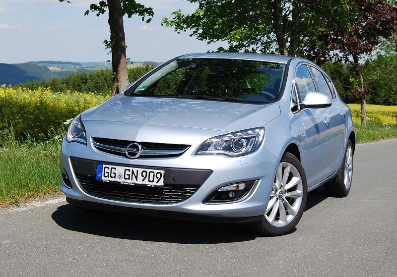 Opel Astra 1.6 CDTi 05