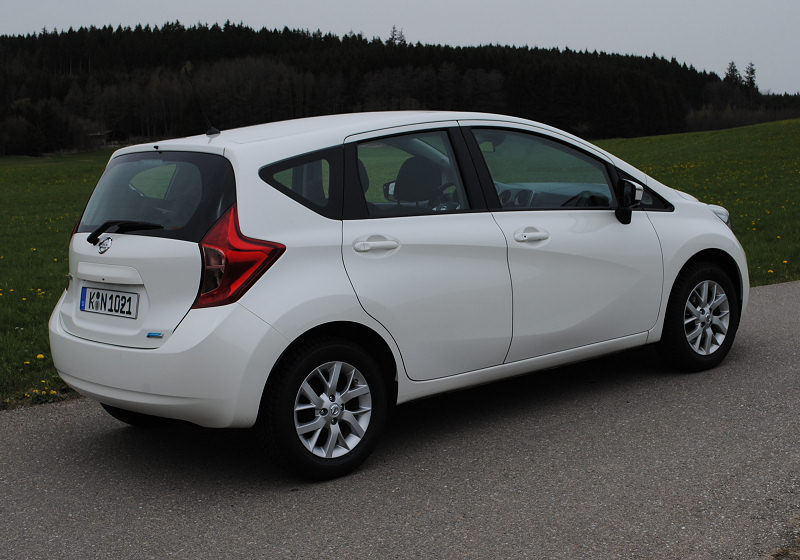 Nissan Note 1.2 DIG-S 07