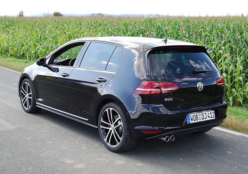 VW Golf GTD 05