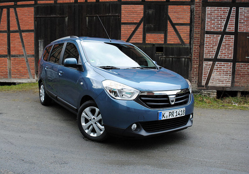 Dacia Lodgy 01