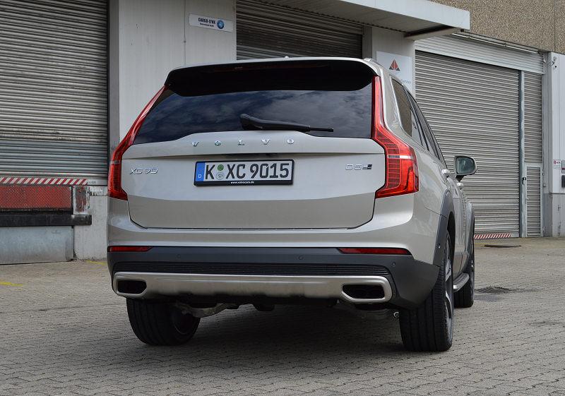 Volvo XC90 08