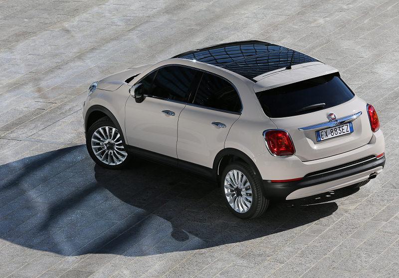 Fiat 500X 1.6 EtorQ 06
