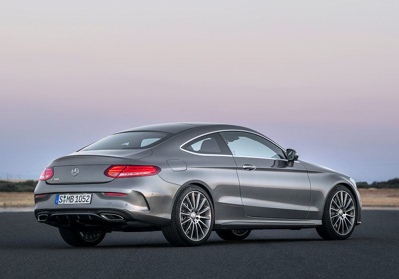 MB C Coupe 02