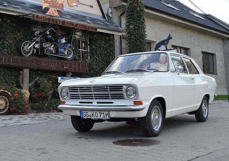 Opel Astra 08