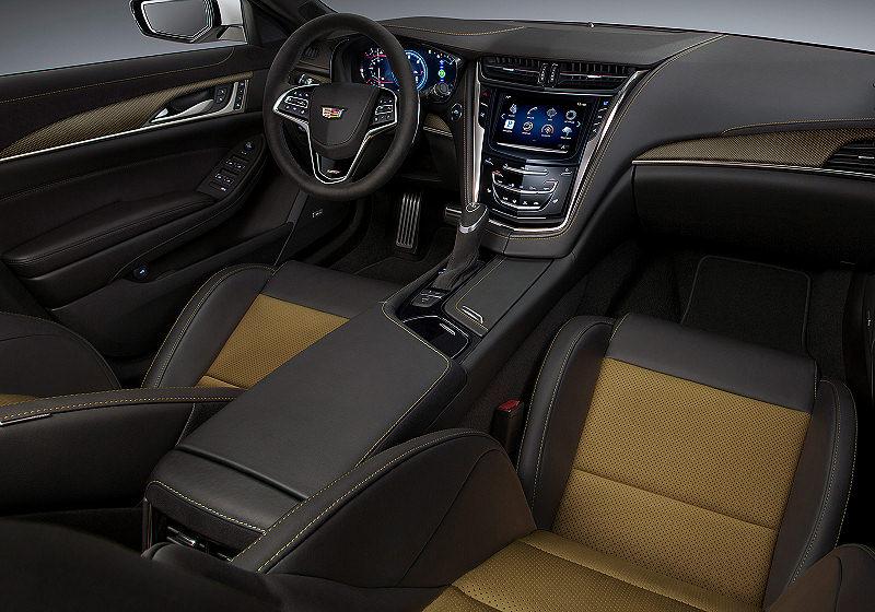 Cadillac CTSV 04