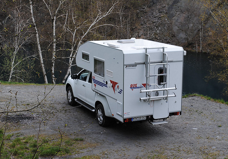Isuzu D-MAX Camper 05