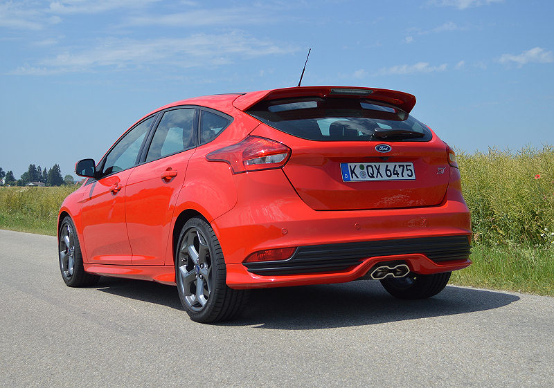 Ford Focus ST 05