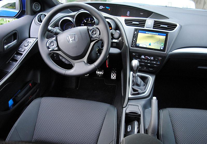 Honda Civic Sport 02